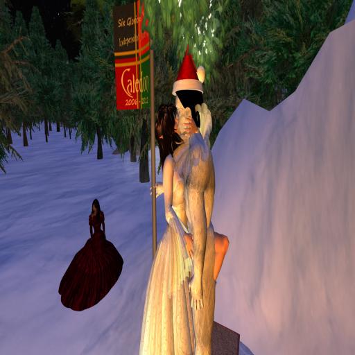Arafel and the Guvnah, Christmas 2012 in Llyr, ~Magdalena Kamenev