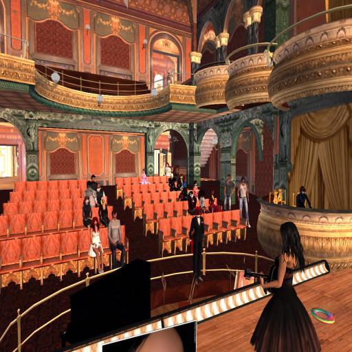 Snapshot _ The Caledon Gaiety Theatre , Caledon Penzance (220,
