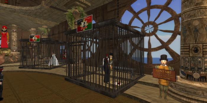 Caledonians behind bars