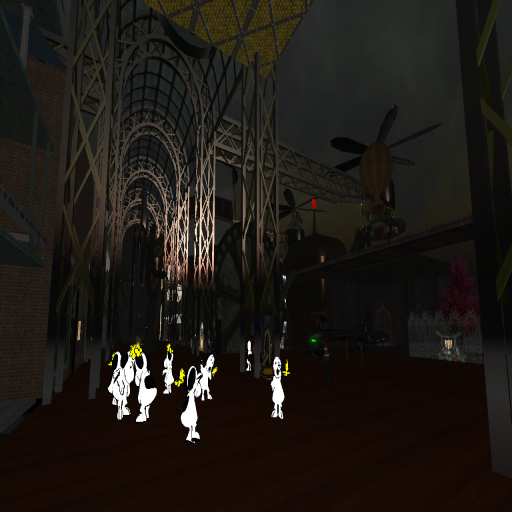 SSC Snoopies in Tor Silhouetta setting