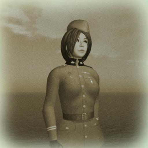 Sumie Kawashima Portrait ~Wrath Constantine